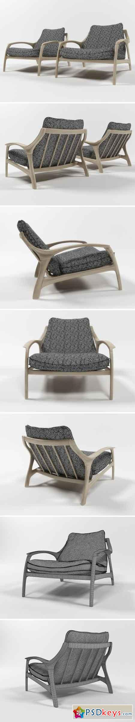 Sequilla armchair by inDahouze 1602657
