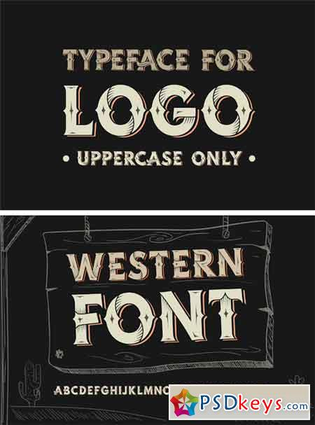 Vector OTF Font for Logotype 2449512