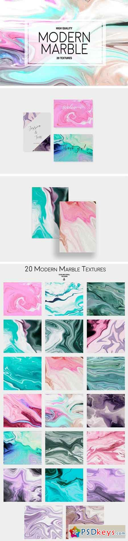 Marble Paper Textures 2422489