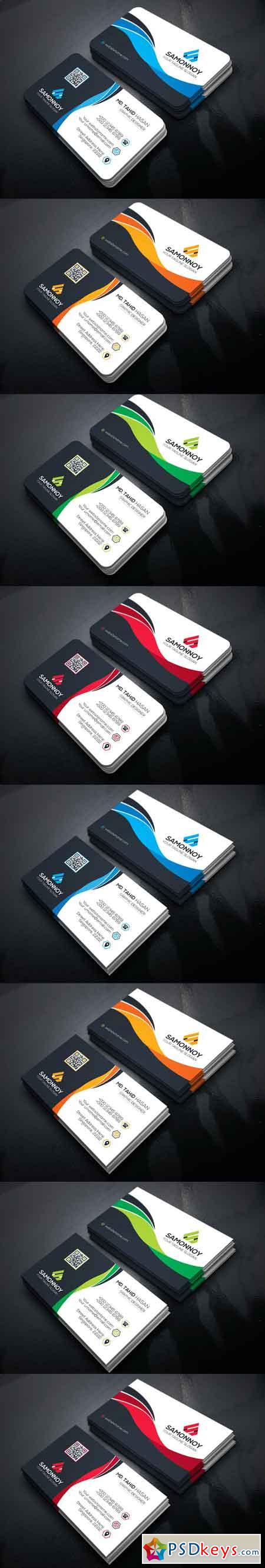Business Cards 2475674