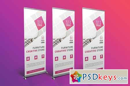 Furniture Roll Up Banner 2477161