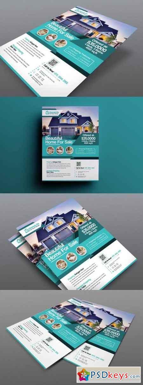 Real Estate Flyer 7