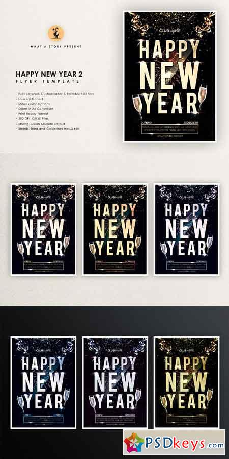 New Year Party 2 2473486
