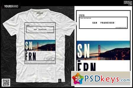 T-Shirt Print 2444086