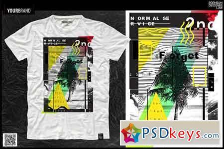 T-Shirt Print 2443693