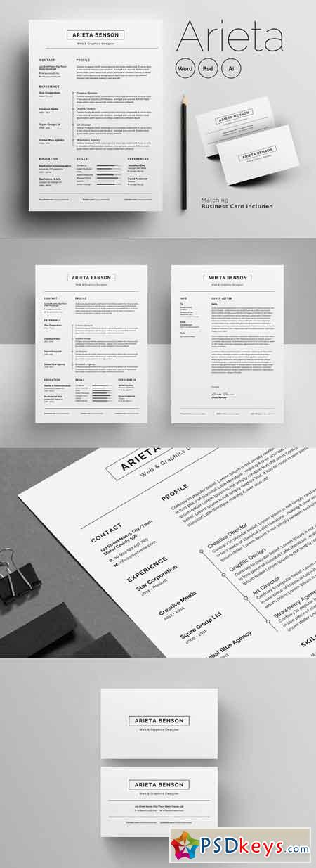 Resume CV 2418515