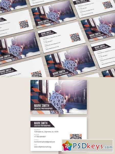 Photographer Business Card 2534421