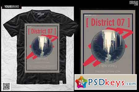 T-Shirt Print 2444318