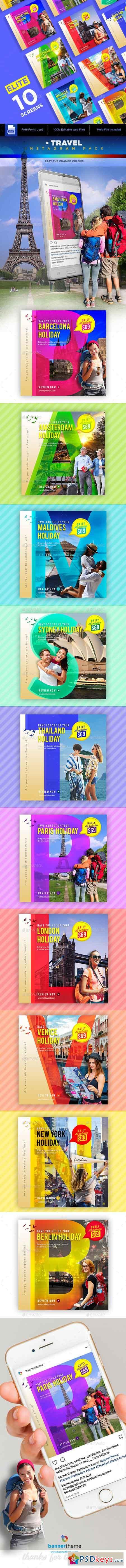 Travel Instagram Banner 21883953
