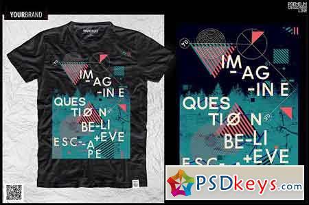 T-Shirt Print 2444183