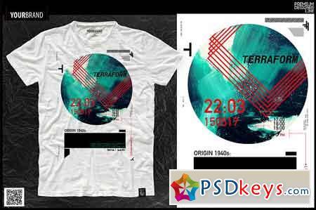 T-Shirt Print 2443831