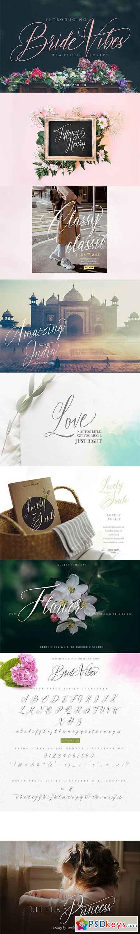 Bride Vibes Script 2534352