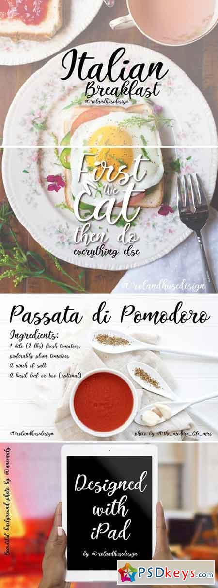 Italian Breakfast 2458083