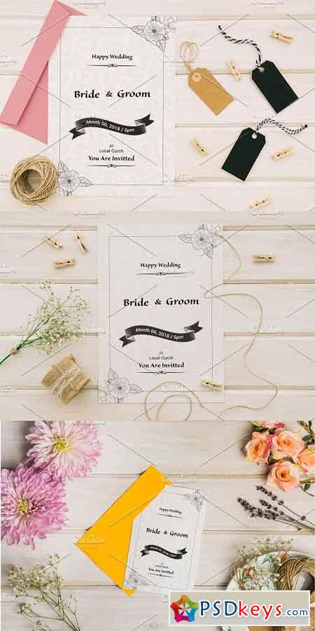 Wedding Invitation Card 2091813