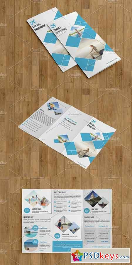 Travel Agency Brochure V763 2059694