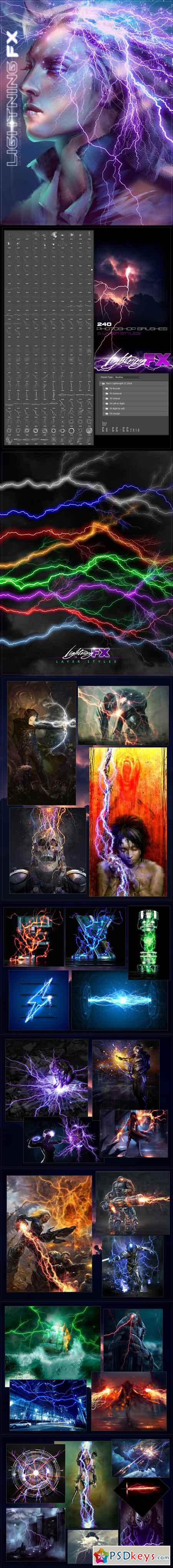 Rons Lightning FX