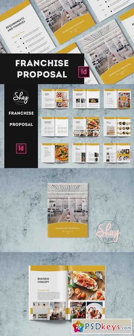 Franchise Business Proposal 2507444