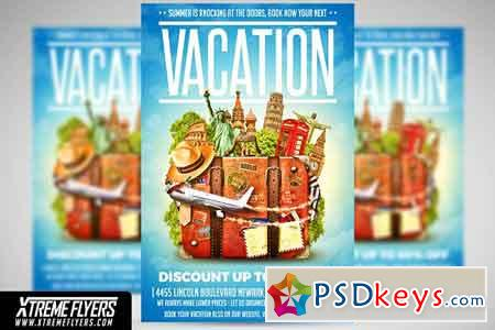 Travel Agency Flyer 2533658