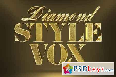 3D Gold Text Effects » Free Download Photoshop Vector Stock image