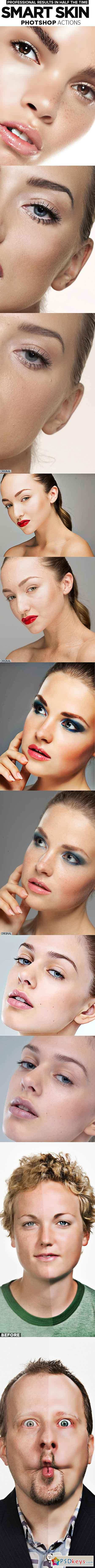 Skin Retouching Actions 21912734