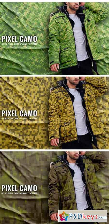 Pixel Camo 2482305