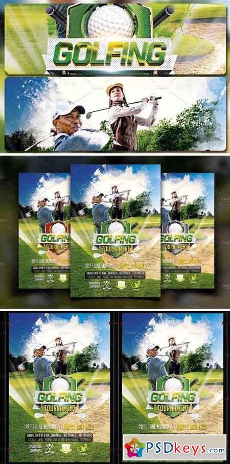 Golf Tournament 1601845