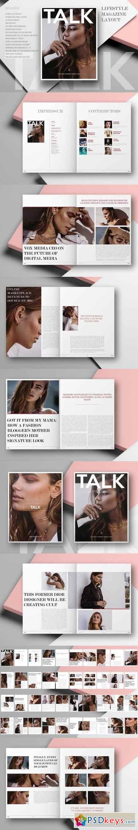 TALK LIFESTYLE MAGAZINE