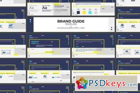 Google Slides Brand Guidelines Template 2