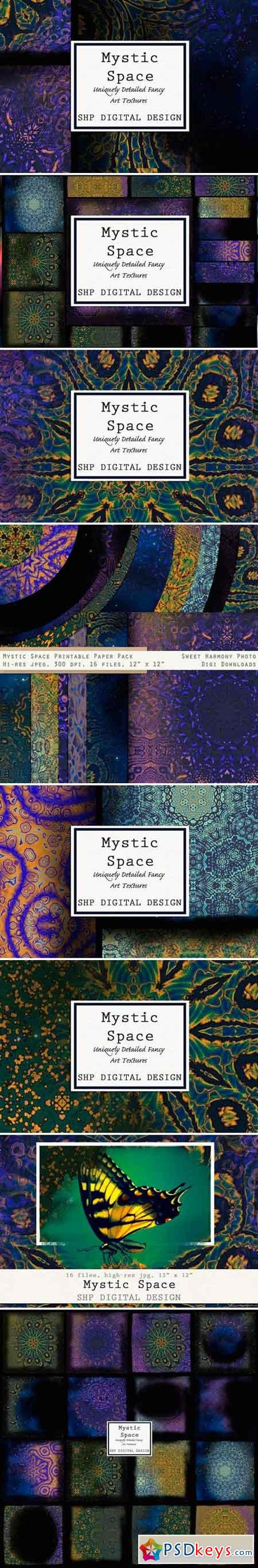 Mystic Space - Dream Landscapes 2487599