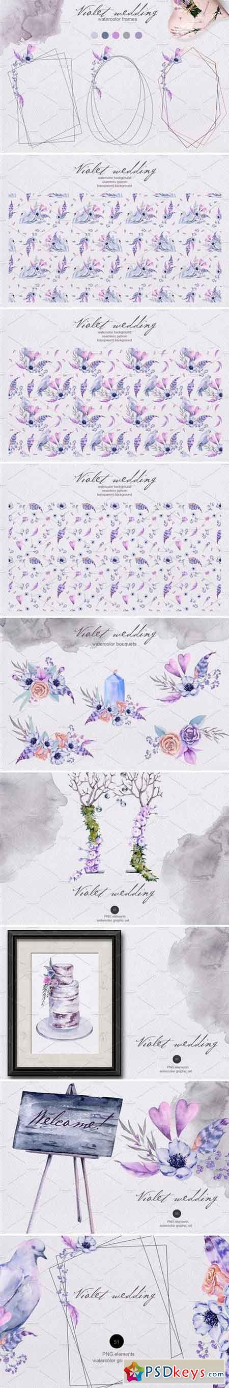violet wedding 2486515