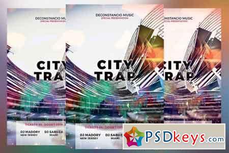 City Trap Flyer 2142617