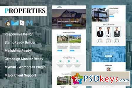 Properties - Responsive Email 2126632