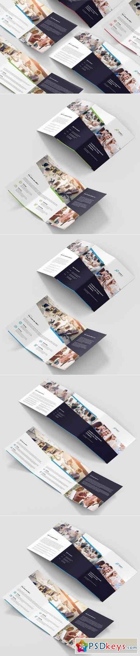 Brochure – Creative Startup Studio Tri-Fold