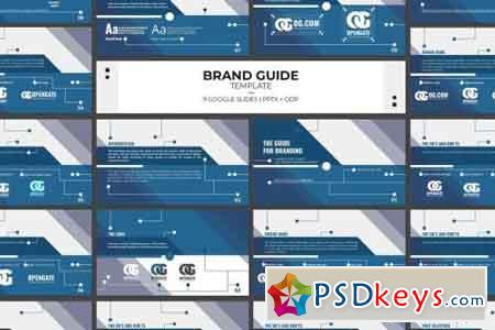 Google Slides Brand Guidelines Template 3