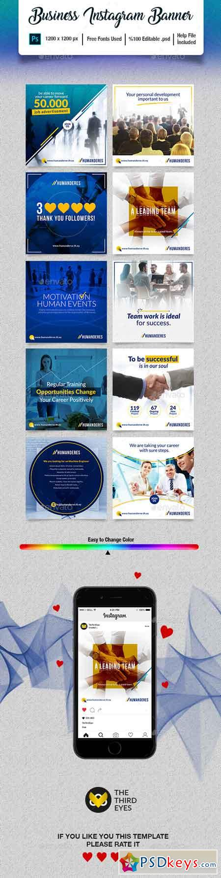 Business Instagram Banner 21922246