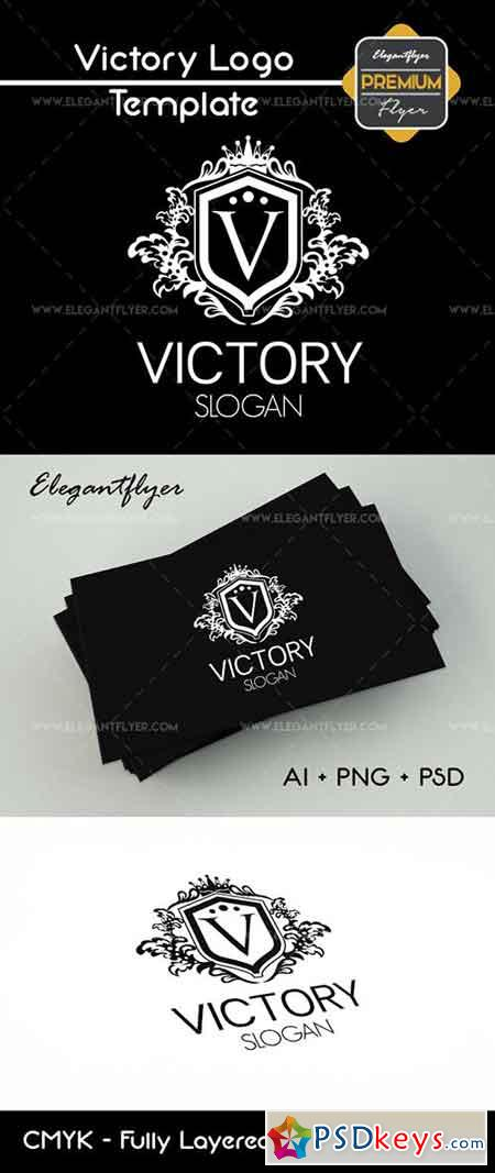 Victory – Premium Logo Template