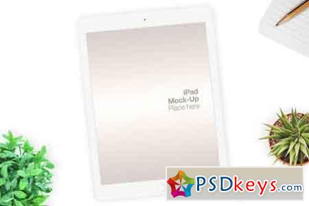 Ipad Tablet Mock Up