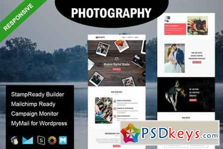 Photography - Email Template 1590128