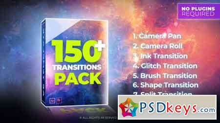 Transitions 21637768 - After Effects Projects