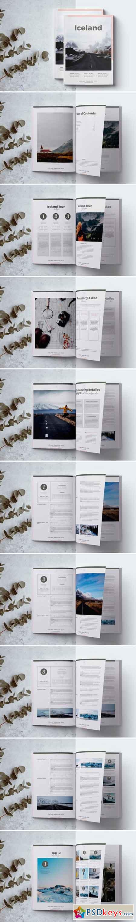 Iceland - Travel Agency Guide 2512019