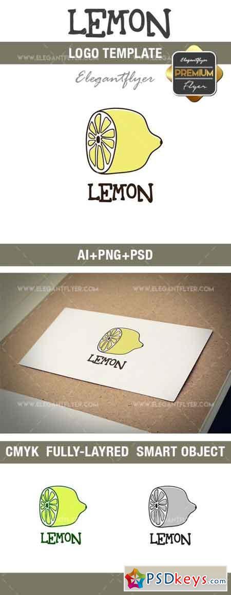 Lemon – Premium Logo Template