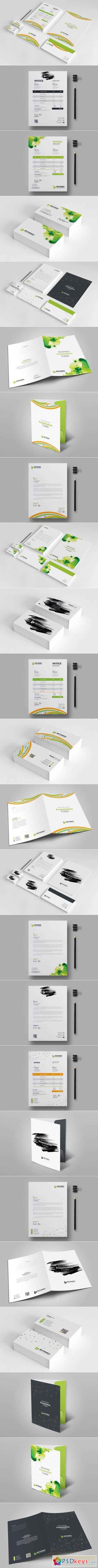 Business Stationery Template Bundle