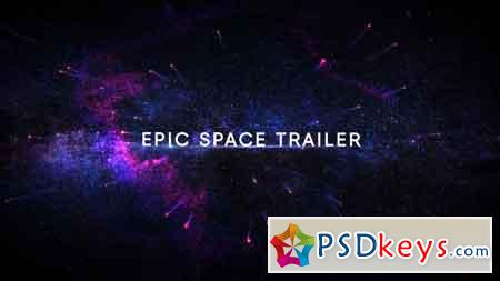 Epic Space Trailer - Premiere Pro Templates 83446