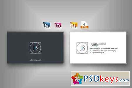 Recro Business Card 2582458