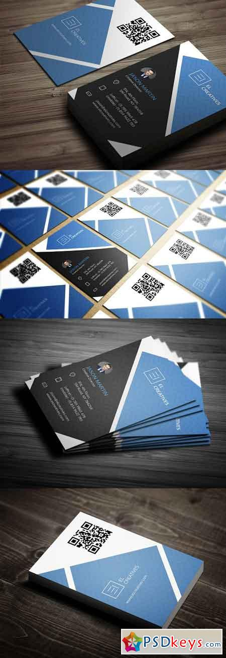 Prime Individual Business Card 2582466