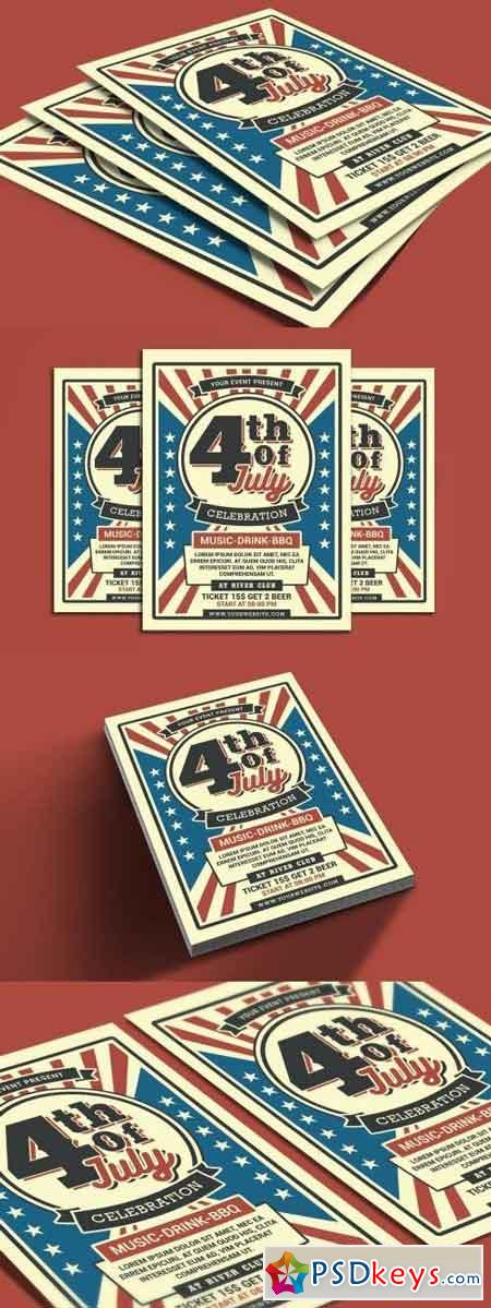 4th Of July Flyer 2