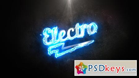 Electro Light Logo 21846203 - After Effects Projects