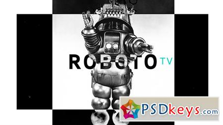 Roboto TV 17783447 - After Effects Projects » Free Download
