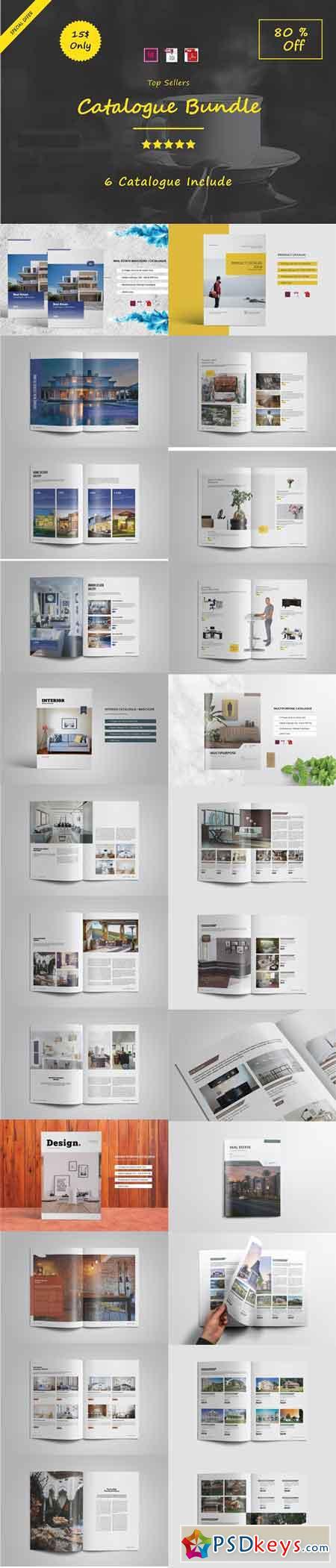 Catalogue Brochure Bundle 2597095