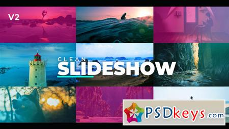 This is Slideshow 20987702 - After Effects Projects